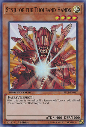 Senju of the Thousand Hands