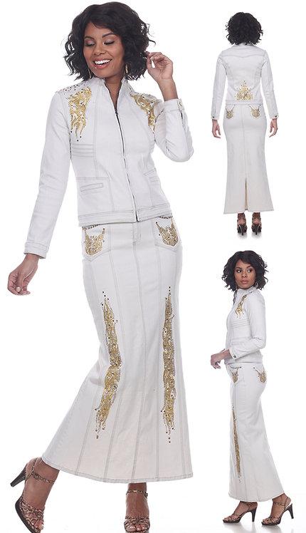 Maxi Carmela Skirt Suit
