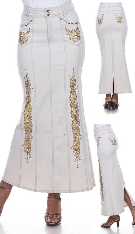 Maxi Carmela Skirt