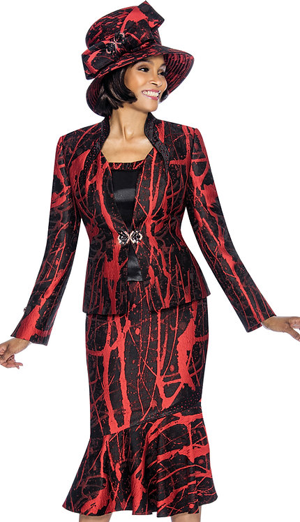 3pc Novelty Suit For Church