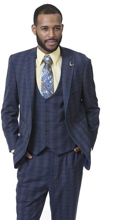 3pc Mens Fashion Suit