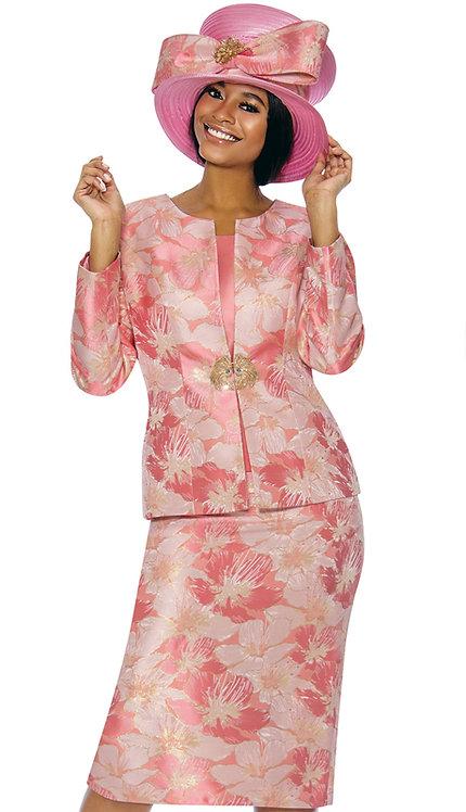 3pc Novelty Ladies Church Suit