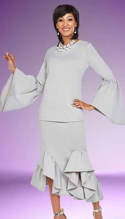 2pc Womens Skirt Set