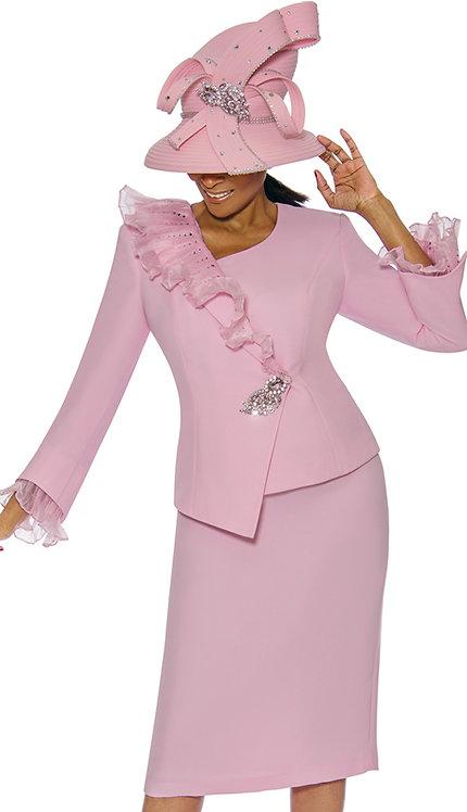 2pc PeachSkin Womens Sunday Suit
