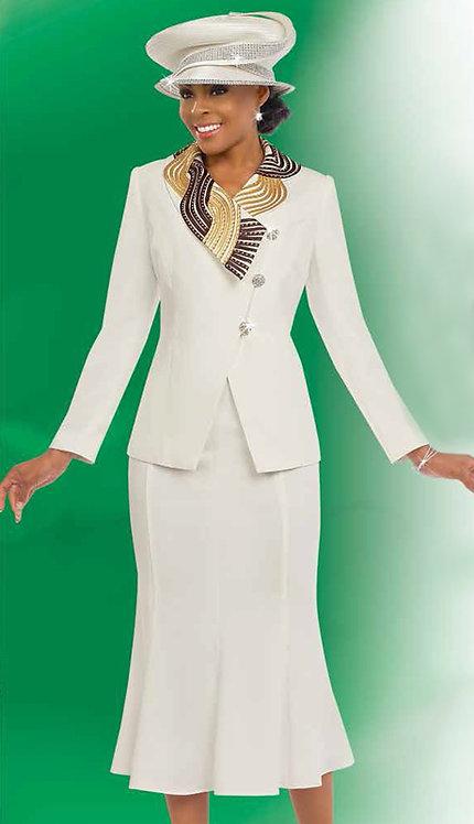 3pc PeachSkin Ladies Suit