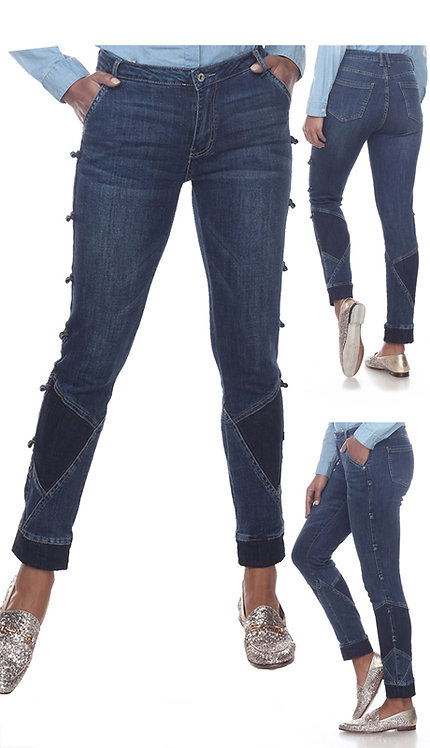 1pc Premium Denim Pant