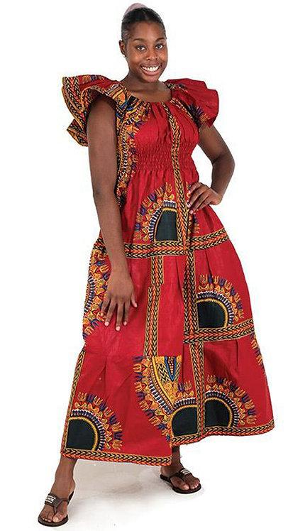 1pc Women's Traditional Princess Dress