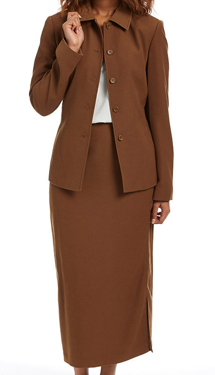 2pc Moleskin Ladies Career Suit