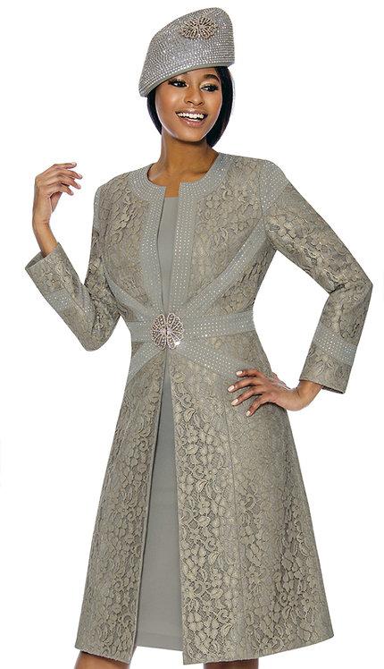 2pc Brocade Ladies Dress
