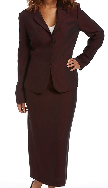 2pc Renova Iridescent Career Suit