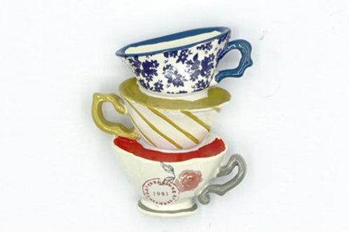 Afternoon Tea Fridge Magnet