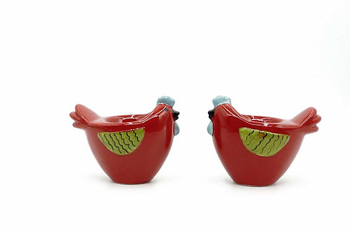 Rooster Egg Cups (set)