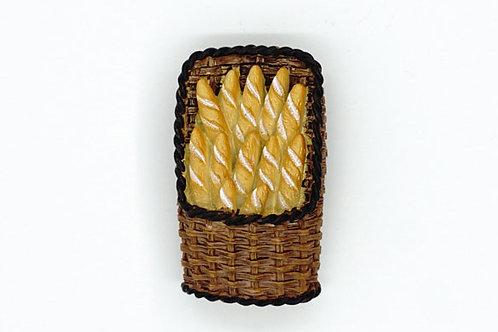 French Stick Fridge Magnet
