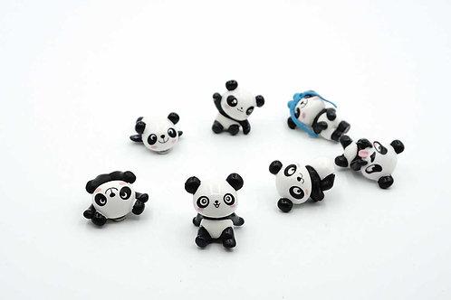 Baby Pandas Fridge Magnet (Set 1)