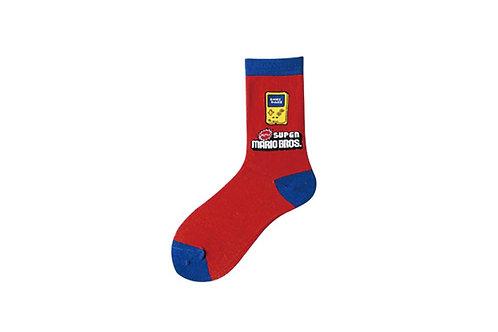 Crew Socks Super Mario Bros