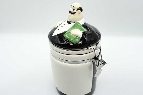 Waiter Clip Top Jar