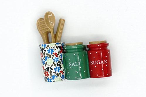 Kitchen Kits Fridge Magnet