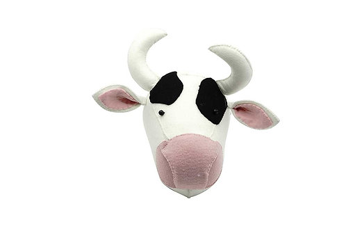 Cow Head Wall Decoration