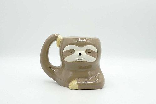 Sloth Shapped Mug
