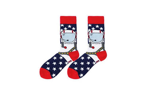 Crew Socks Astronaut