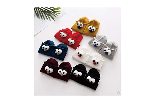 Socks with Eyes (Front)