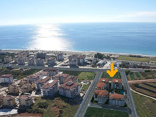 NEW 3-BEDROOM PENTHOUSE WITH A PARTIAL SEA VIEW IN KESTEL/ALANYA (3+1 FOR SALE)