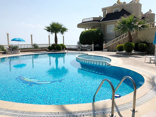 SPECIAL OFFER 2-LEVEL CONDO APARTMENT IN BEKTAŞ/ALANYA (2+1 FOR SALE)