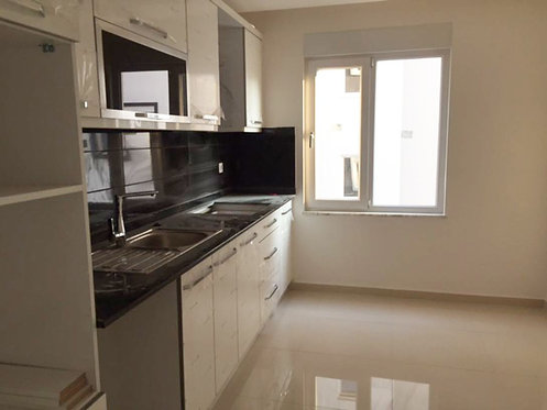 SPACIOUS APARTMENT IN CIKCILLY/ALANYA (2+1 + KITCHEN FOR SALE)