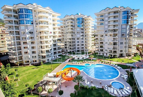 SPACIOUS AND COMFORTABLE DUPLEX IN CIKCILLY/ ALANYA (4+1 FOR SALE)