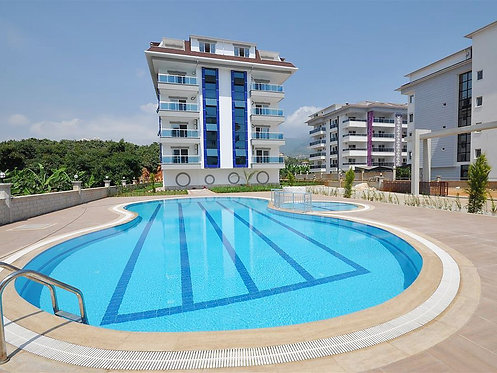 2 BEDROOM APARTMENT 200 M TO THE BEACH (2+1 FOR SALE)