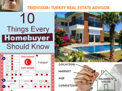 10 IMPORTANT THINGS A PROPERTY BUYER IN TURKEY SHOULD KNOW (#2)