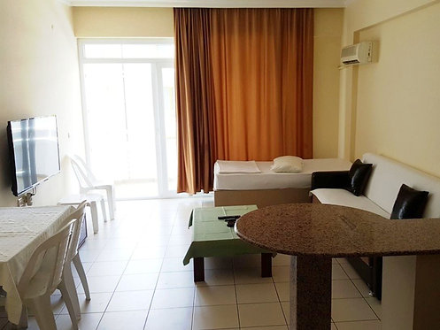 2-ROOM APARTMENT NEXT TO THE SEA (1+1 FOR SALE)