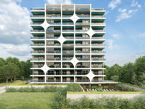 BRAND NEW 1-3 BEDROOM APARTMENTS IN A LUXURY RESIDENCE IN MAHMUTLAR/ ALANYA