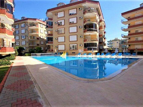 SPACIOUS 2-LEVEL APARTMENT IN OBAGOL/ALANYA (3+2 DUPLEX FOR SALE)