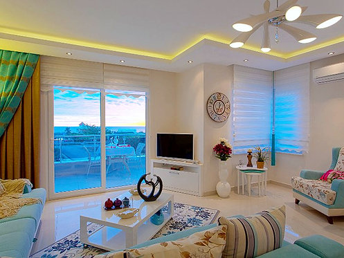 EXTRA COMFORT KESTEL RESIDENCE APARTMENT (1+1 FOR SALE)