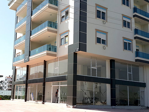 NEW SPACIOUS DUPLEX IN GAZIPASA (4+1 FOR SALE)