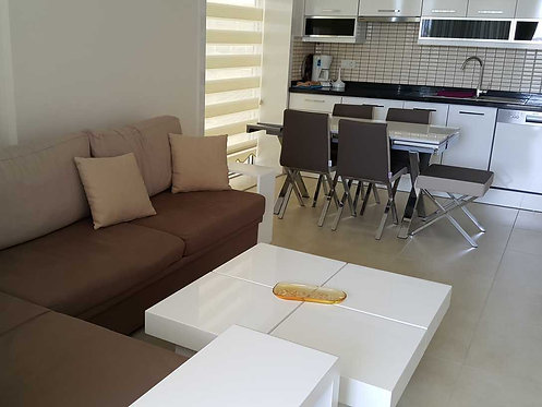 MODERN APARTMENT (2+1 FOR RENT/SALE)