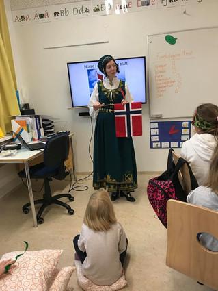 Þjóðhátíðardagur Norðmanna