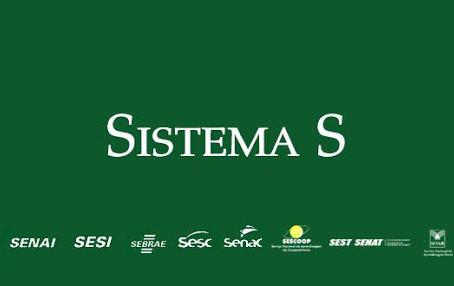 """Quais são as instituições que fazem parte do Sistema """"S""""?"""