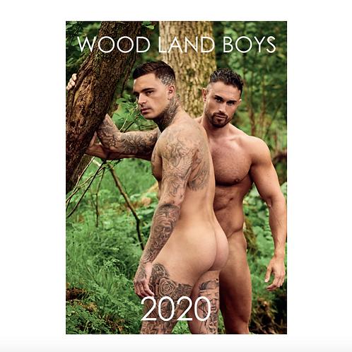 WOOD LAND BOYS 2020 CALENDAR