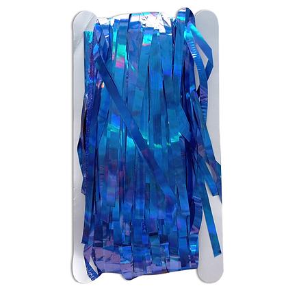 Cortina Metalica azul rey