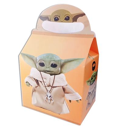 Caja Baby yoda c/10 pzas