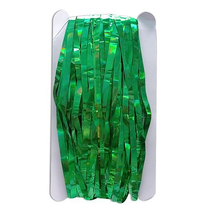 Cortina Metalica verde