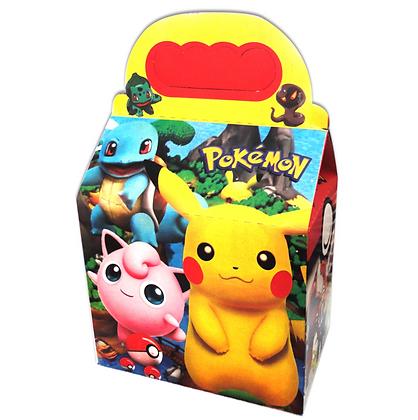 Caja pokemon c/10 pzas