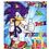 Thumbnail: Invitacion Sonic c/10 pzas