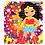 Thumbnail: Invitacion Mujer maravilla c/10 pzas