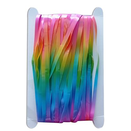 Cortina Metalica arco iris