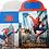 Thumbnail: Caja spiderman c/10 pzas
