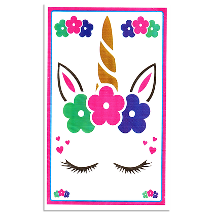 Bolsa de dulces unicornio c/25 pzas
