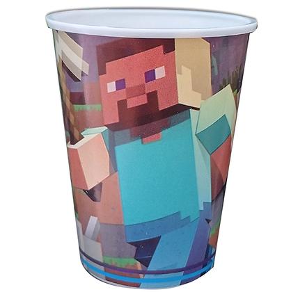 Vaso Minecraft c/10 pzas